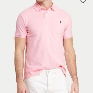 Men's Polo by Ralph Lauren Pink Polo shirt